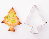 Christmas cookie Stock Photography