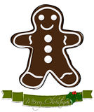 Christmas cookie. Stock Image
