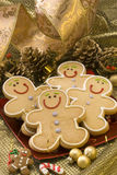 Christmas cookies. royalty free stock photography