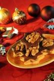 Christmas cookies Stock Photos