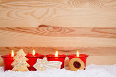Christmas cookies. Stock Images