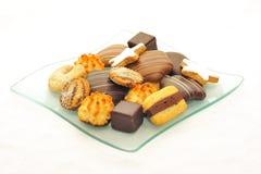 Christmas cookies Stock Photography
