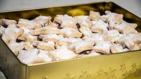 Christmas cookies. Royalty Free Stock Photo