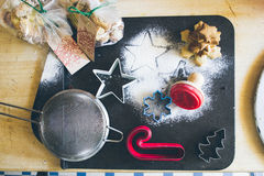 Christmas cookies!! Royalty Free Stock Photography