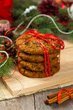 Christmas cookies Royalty Free Stock Photo