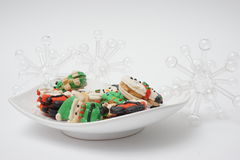 Christmas cookies Royalty Free Stock Photos