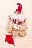 Christmas Cookies Stock Image
