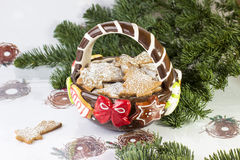 Christmas cookies Stock Image