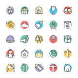 Christmas Cool Vector Icons 3. Merry Christmas! This icons set of Christmas is full of fun and celebration. It includes Santa Claus, Christmas stocking vector illustration