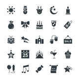 Christmas Cool Vector Icons 2 Stock Photography