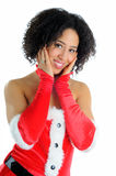 Christmas Costume Stock Images