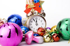 Christmas Countdown Stock Photos
