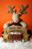 Christmas Countdown II Royalty Free Stock Photos