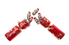 Christmas Cracker Royalty Free Stock Photos