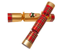 Christmas Cracker Stock Photography