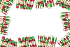 Christmas Cracker Royalty Free Stock Photo