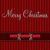 Christmas Cracker Card Stock Images