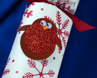 Christmas cracker Royalty Free Stock Photography