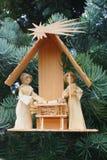 Christmas crib Stock Photo