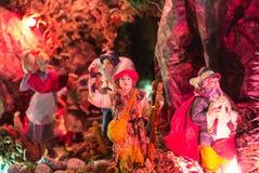 Christmas crib Royalty Free Stock Image