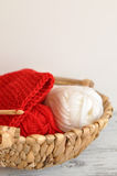 Christmas Crochet Stock Images