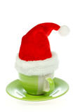 Christmas cup Royalty Free Stock Photography