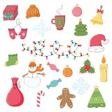Christmas cute things Stock Photography