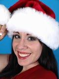 Christmas Cutie Royalty Free Stock Photo