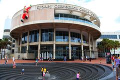 Christmas @ Darling Harbour Sydney Australia Stock Image