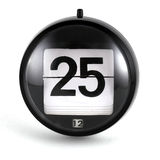Christmas Day Calendar royalty free stock images