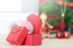 Christmas day Royalty Free Stock Photos
