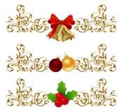 Christmas decor vector illustration