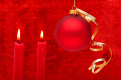 Christmas decor Royalty Free Stock Photos