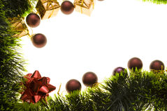 Christmas decor Stock Image