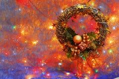 christmas decor στοκ φωτογραφίες