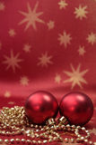 Christmas decor Stock Images