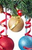 Christmas decor. Stock Photos