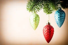 Christmas decor. Stock Photo