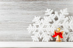 Christmas decor. Royalty Free Stock Image