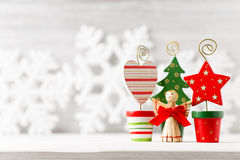 Christmas decor. Royalty Free Stock Images