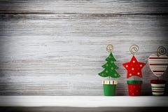 Christmas decor. Royalty Free Stock Photography