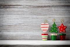 Christmas decor. Royalty Free Stock Image