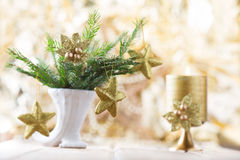 Christmas decor. Stock Photo