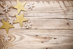 Christmas decor. Royalty Free Stock Photography