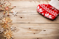 Christmas decor. Stock Images