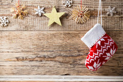 Christmas decor. Royalty Free Stock Photo