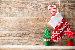 Christmas decor. Royalty Free Stock Photos