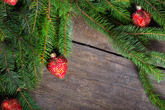 Christmas Decor Royalty Free Stock Photography