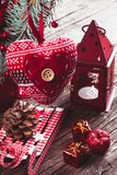 Christmas decor Royalty Free Stock Photo