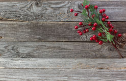 Christmas decor Stock Photography